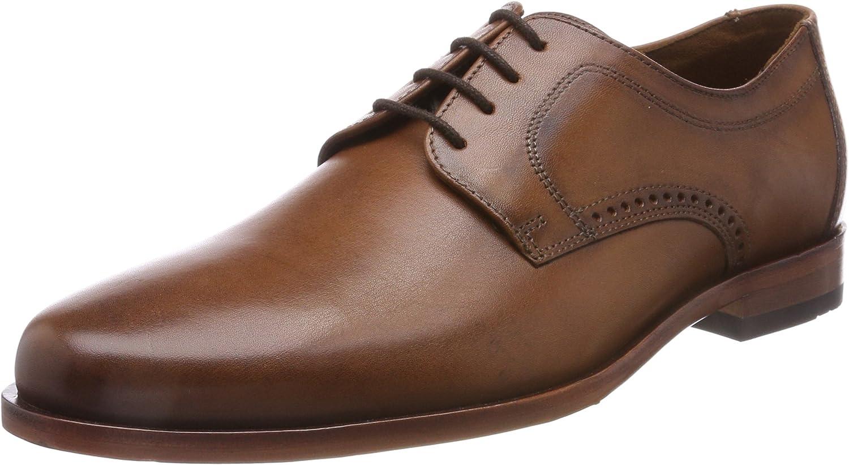 TALLA 39 EU. LLOYD Packard, Zapatos de Cordones Derby para Hombre