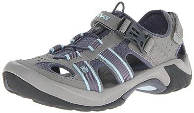 Teva closed toe sandals women's