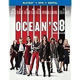 Ocean's 8 (Bilingual) [Blu-Ray + DVD + Digital]