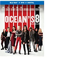 Ocean's 8 (Bilingual) [Blu-Ray + DVD + Digital]