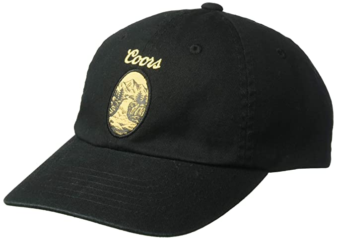 b410851d93cfbb Amazon.com: Brixton Men's Coors Filtered Low Profile Unstructured  Adjustable Hat, RED O/S: Clothing