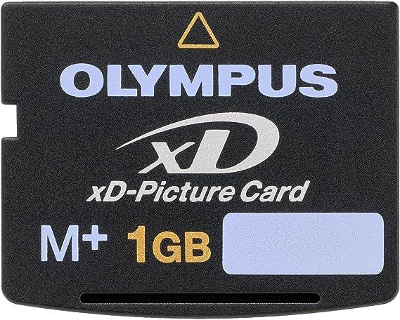 Amazon.com: Olympus M + 1 GB tarjeta de memoria xD ...