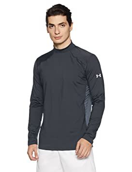 d75e34467fe016 Under Armour ColdGear Reactor Fitted Long Sleeve Base Layer Top ...
