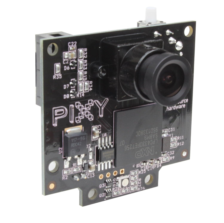 Cámara de seguimiento de objeto para Arduino Raspberry Pi Beaglebone negra Pixy