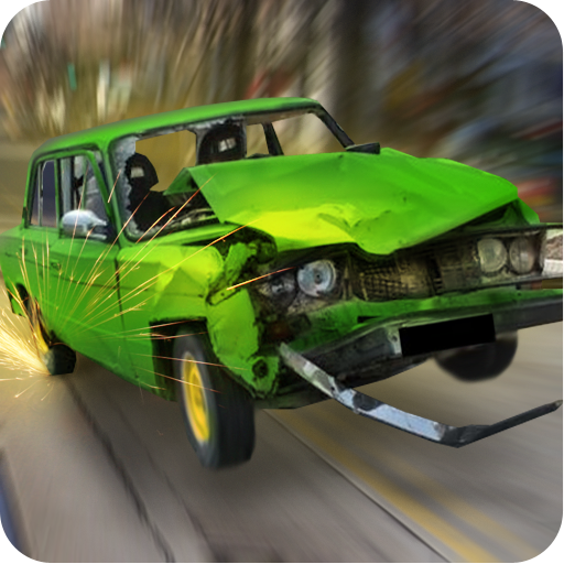Car Crash: Real Simulator 3D -