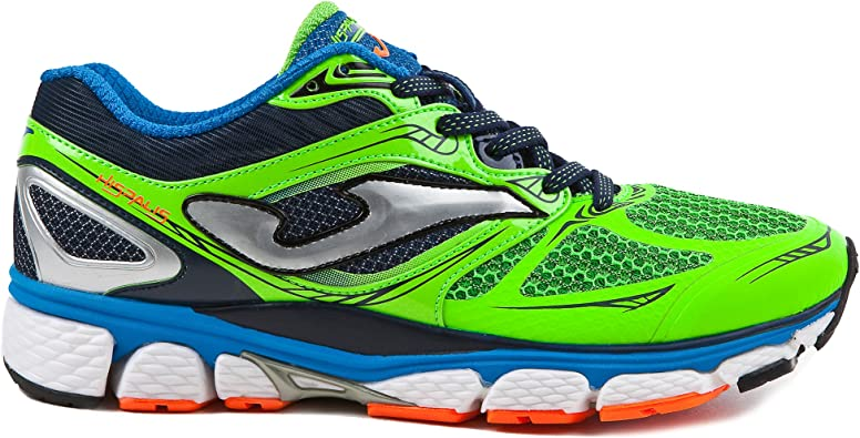 Joma R.Hispalis Men 711 Flúor - Zapatillas Hombre (44): Amazon.es: Zapatos y complementos