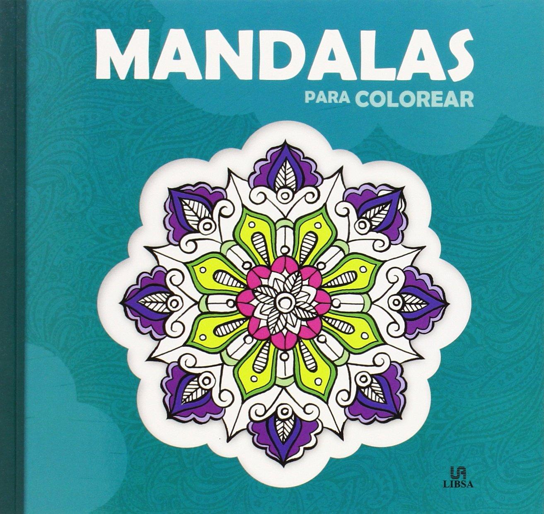 Mandalas para colorear: Amazon.es: Aa.Vv.: Libros