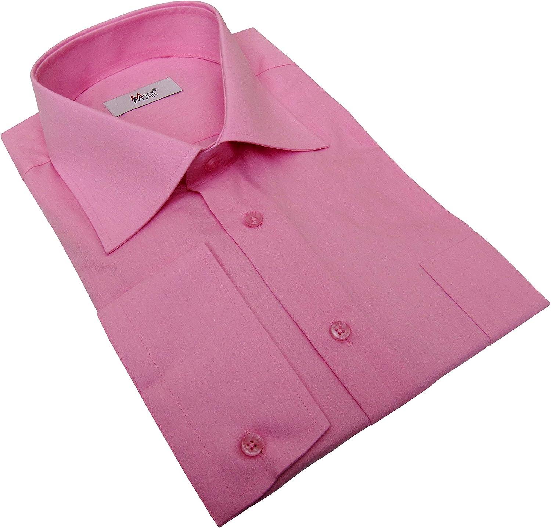 MMUGA - Camisa para hombre con pañuelo: Amazon.es: Ropa y accesorios
