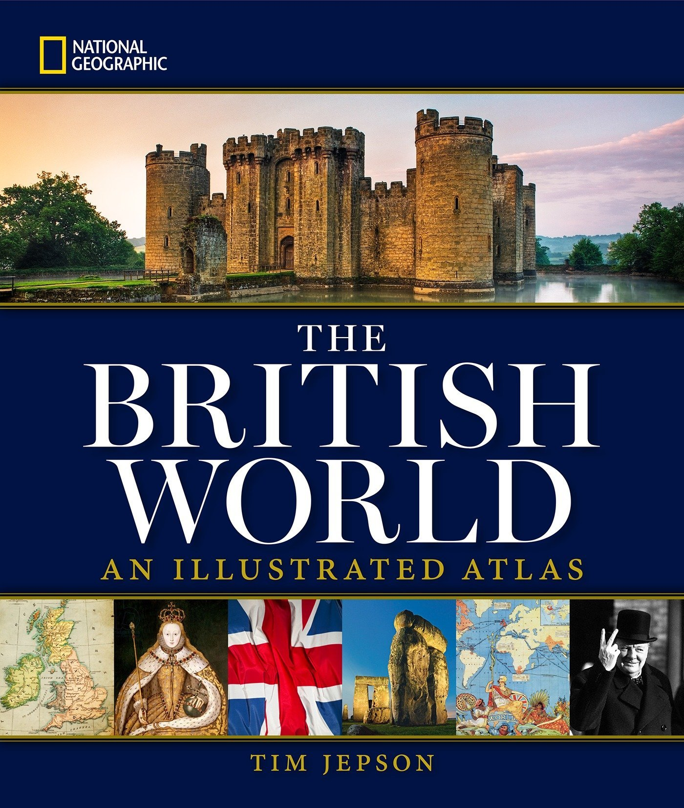 National Geographic The British World: An Illustrated Atlas pdf