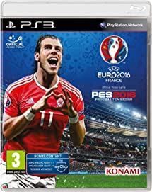 2efa8b3d4d Image Unavailable. Image not available for. Color  UEFA Euro 2016   Pro  Evolution Soccer ...