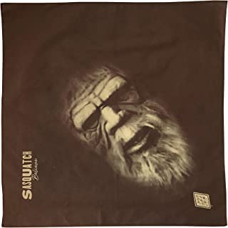 product image for Colter Co. Sasquatch face mask bandana - Made in the USA - 100% cotton - fishing, hiking, camping, survival