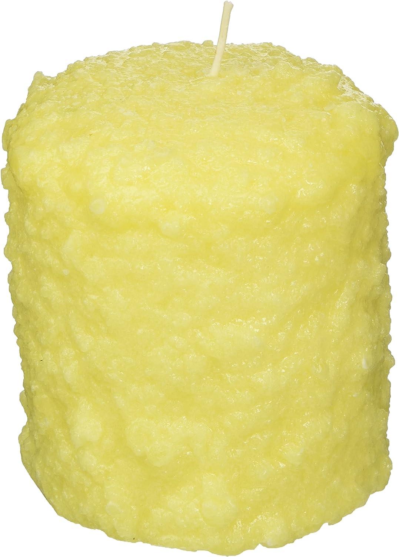 Warm Glow Candle Company Lemon Bliss Hearth Pillar Candle