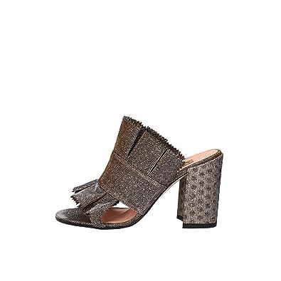 1edec4a0705304 Andrea Morelli 00922 Sandal Damen  Amazon.de  Schuhe   Handtaschen