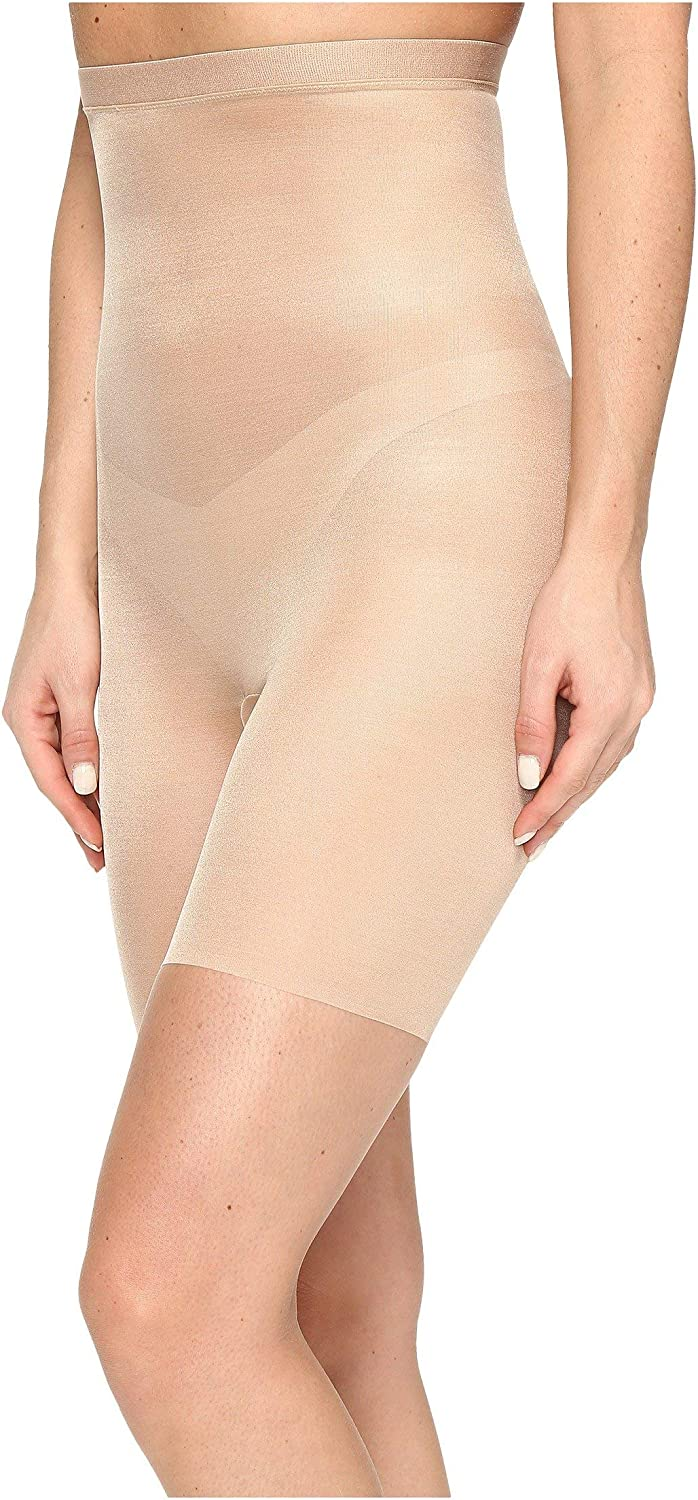 SPANX Women's Skinny Britches High-Waisted Mid-Thigh Short