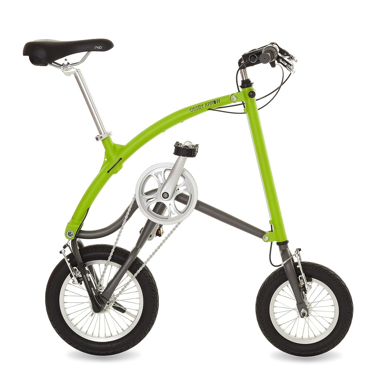 Ossby Arrow Bicicleta Plegable, Unisex Adulto, Pistacho, Talla Única: Amazon.es: Deportes y aire libre