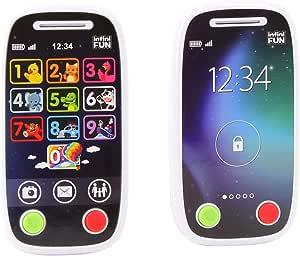 Amazon.es: Infini Fun des18040 Tech Adhesivo Talkie Phone