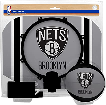 best service 143b6 8d8a5 NBA New Jersey Nets Slam Dunk Softee Hoop Set