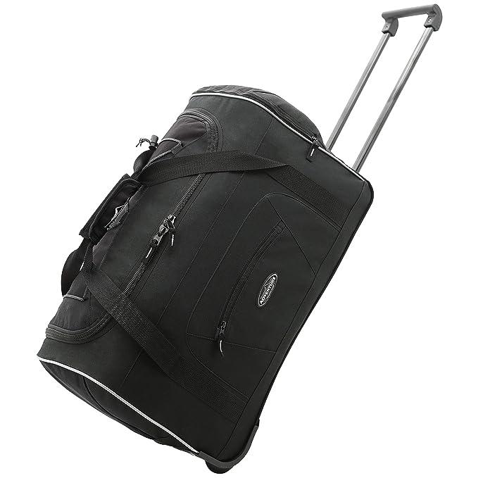 Amazon.com: Rolling Duffel – Bolsa de deporte, Negro), 57022001