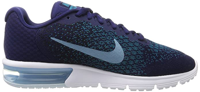 f46b6918bb Nike Men's AIR MAX Sequent 2 Running Shoes: Buy Online at Low Prices in  India - Amazon.in