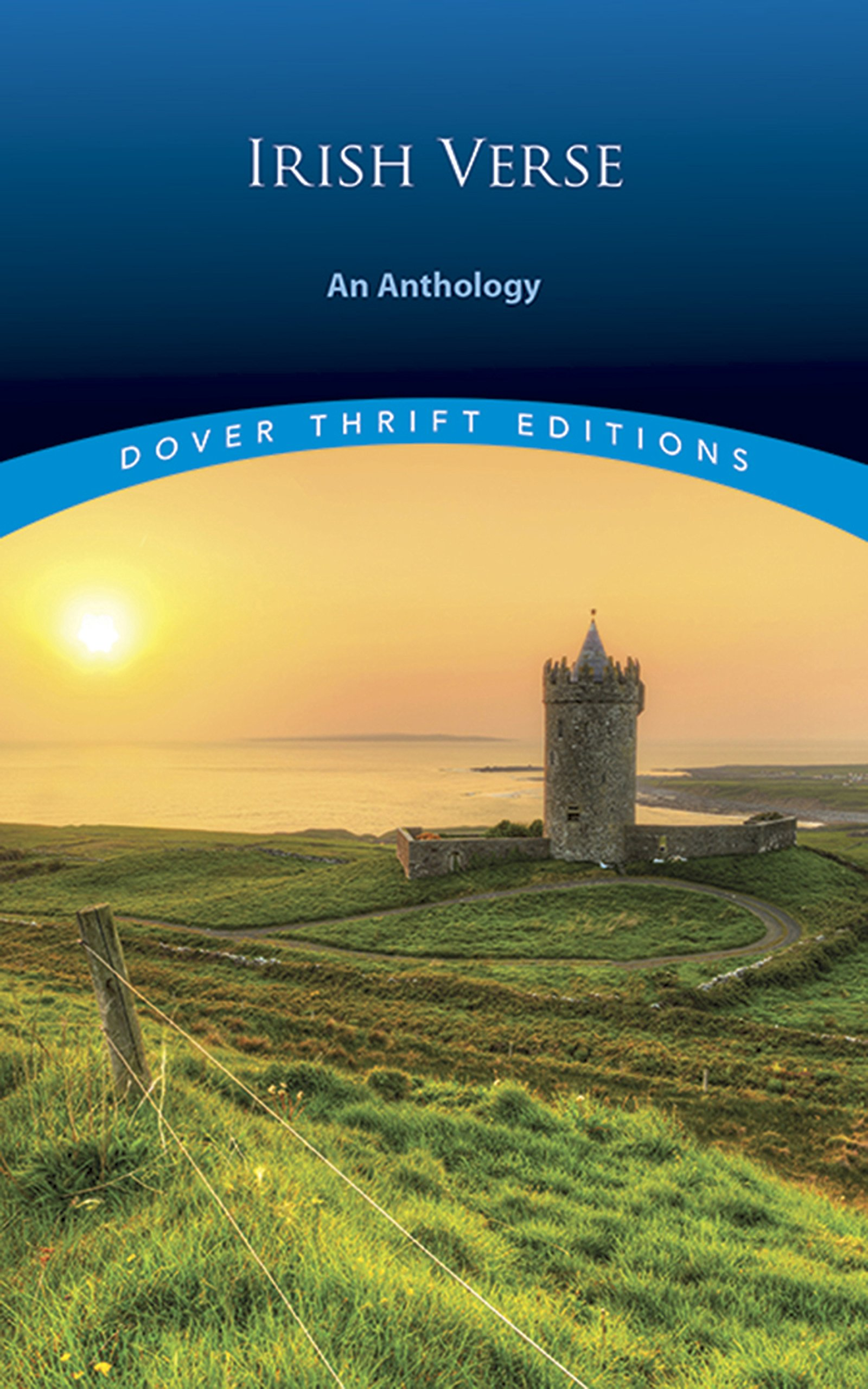Download Irish Verse: An Anthology (Dover Thrift Editions) pdf