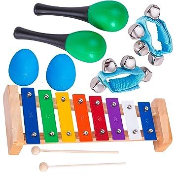 tulatoo juguete musical juego para bebueacutes y niuntildeos