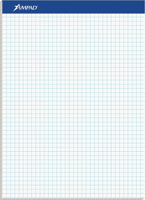 MD Pad A4 Quadrille Papier