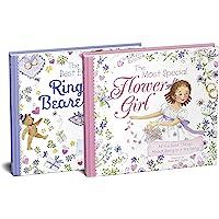 The Flower Girl and Ring Bearer 2-Book Wedding Gift Set