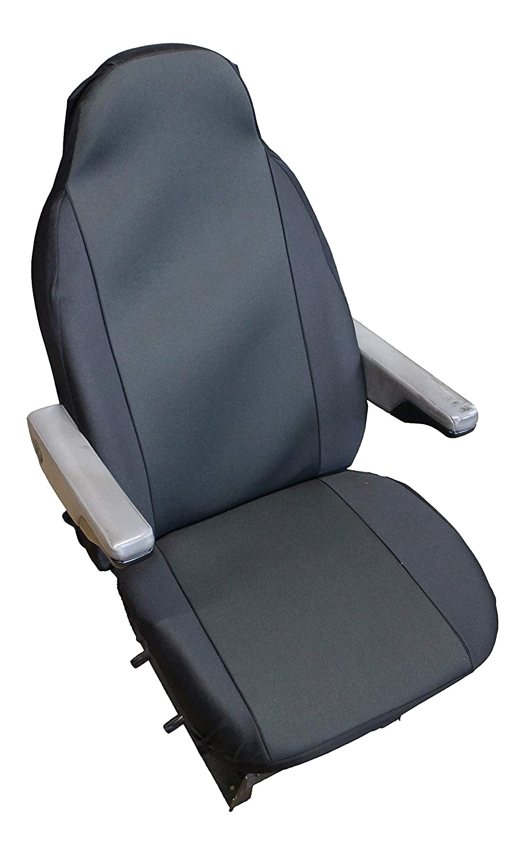 MOTORHOME Seat Covers CHOICE OF 10 FABRICS PLAIN BEIGE UNIVERSAL FIT