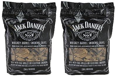 Jack Daniels 01749 Wood BBQ Smoking Chips