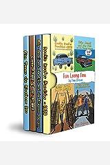 Fun Loving Finn: Books 1-4 Box Set (Fun Loving Finn Anthology Book 1) Kindle Edition