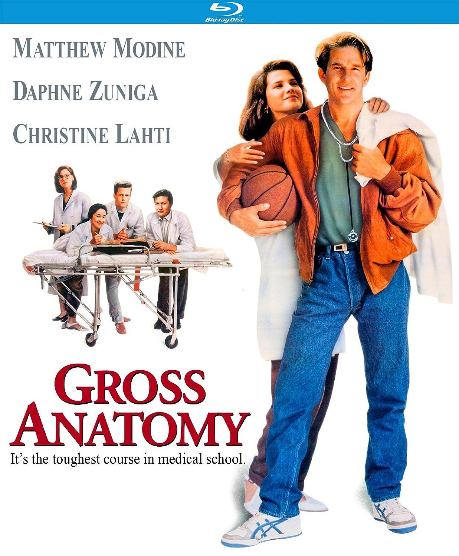 Amazon Gross Anatomy Blu Ray Thom Eberhardt Matthew Modine
