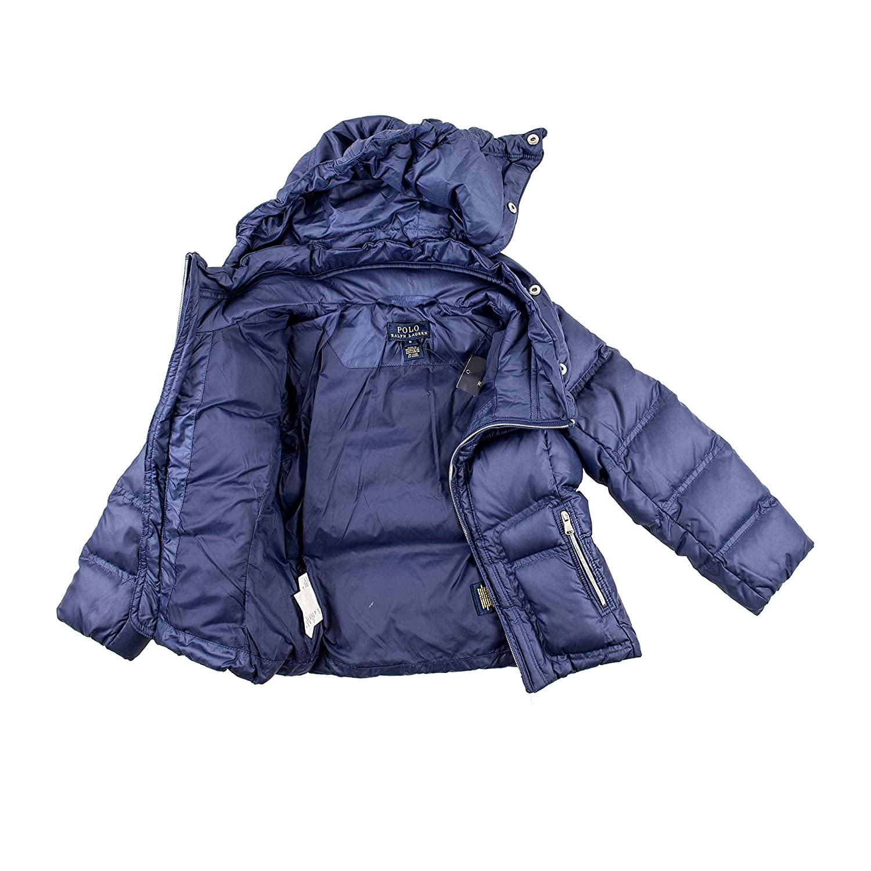 Ralph Lauren - Chaqueta - para niña Azul Azul Oscuro 5 años ...
