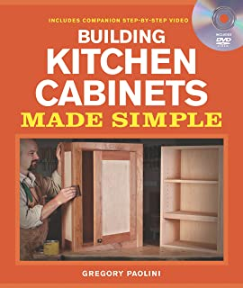 Build Your Own Kitchen Cabinets Danny Proulx Amazon - Building your own kitchen cabinets