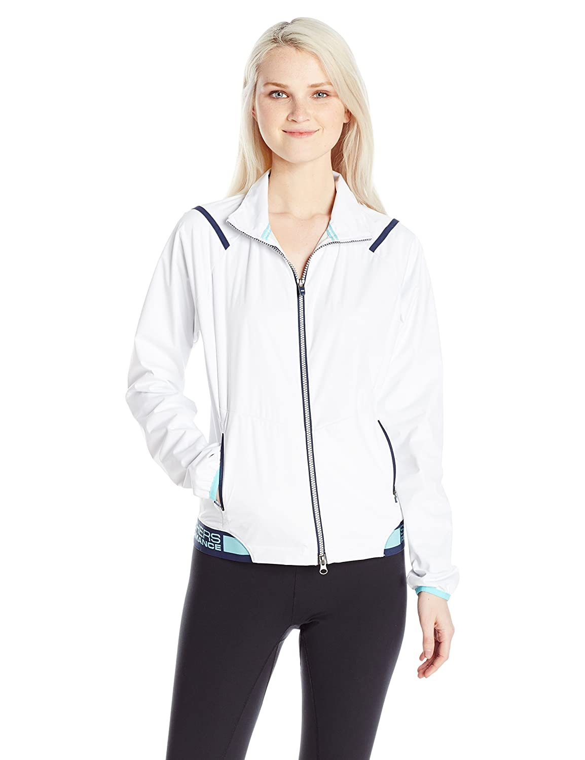 Skechers Women's Goshield Approach Full Zip Jacket LWJA34