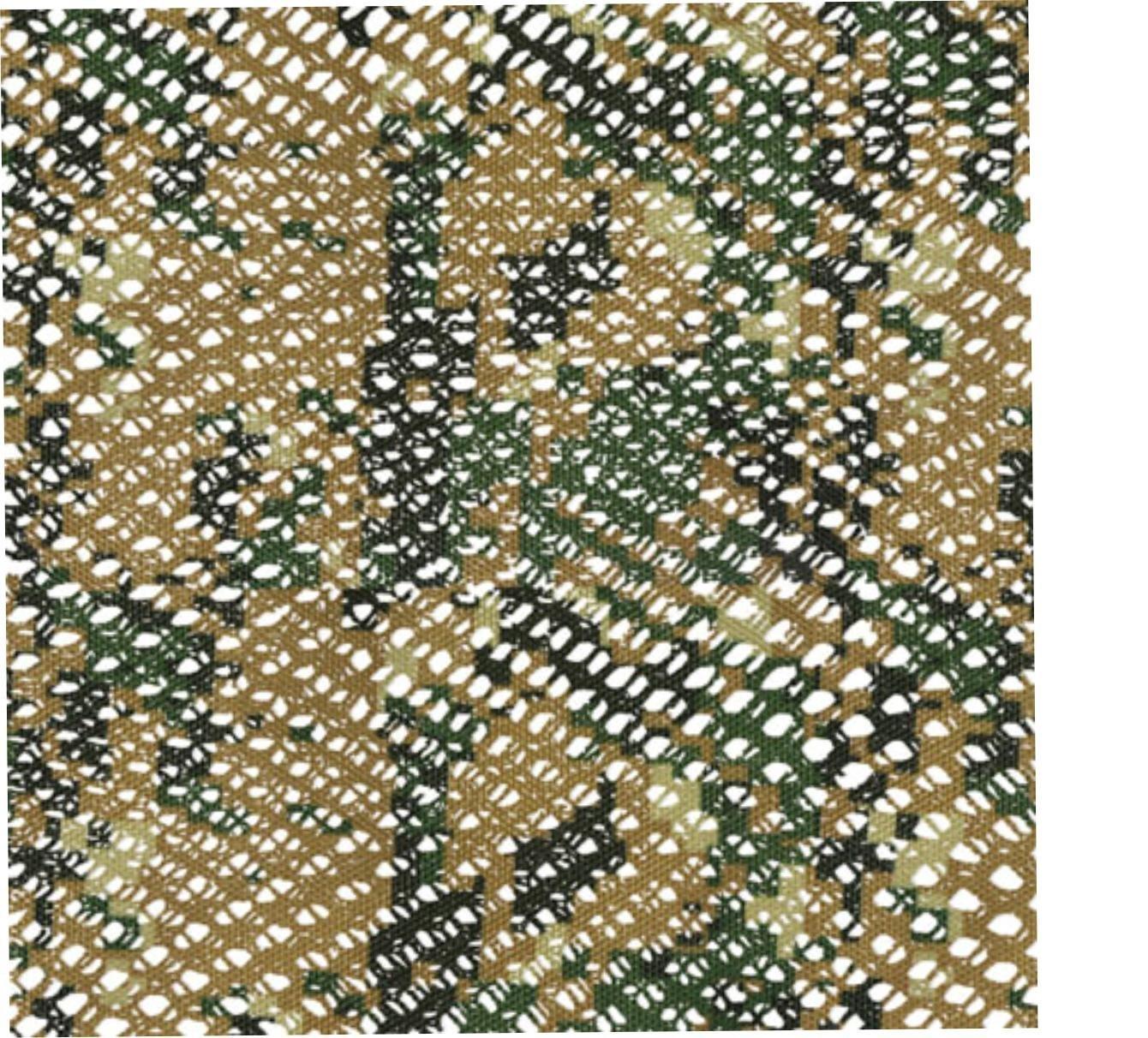 Voodoo Tactical 02 Woodland camo 0109005000/Sniper Veil