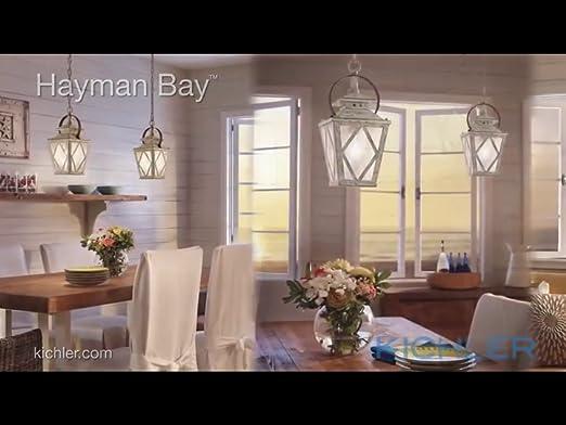 Kichler Lighting Hayman Bay Light Foyer Pendant