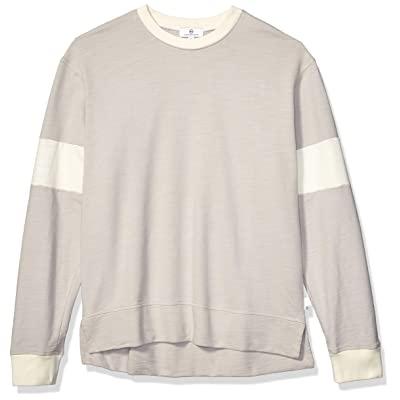 AG Adriano Goldschmied Men's Hydro Color Block Crew: Clothing