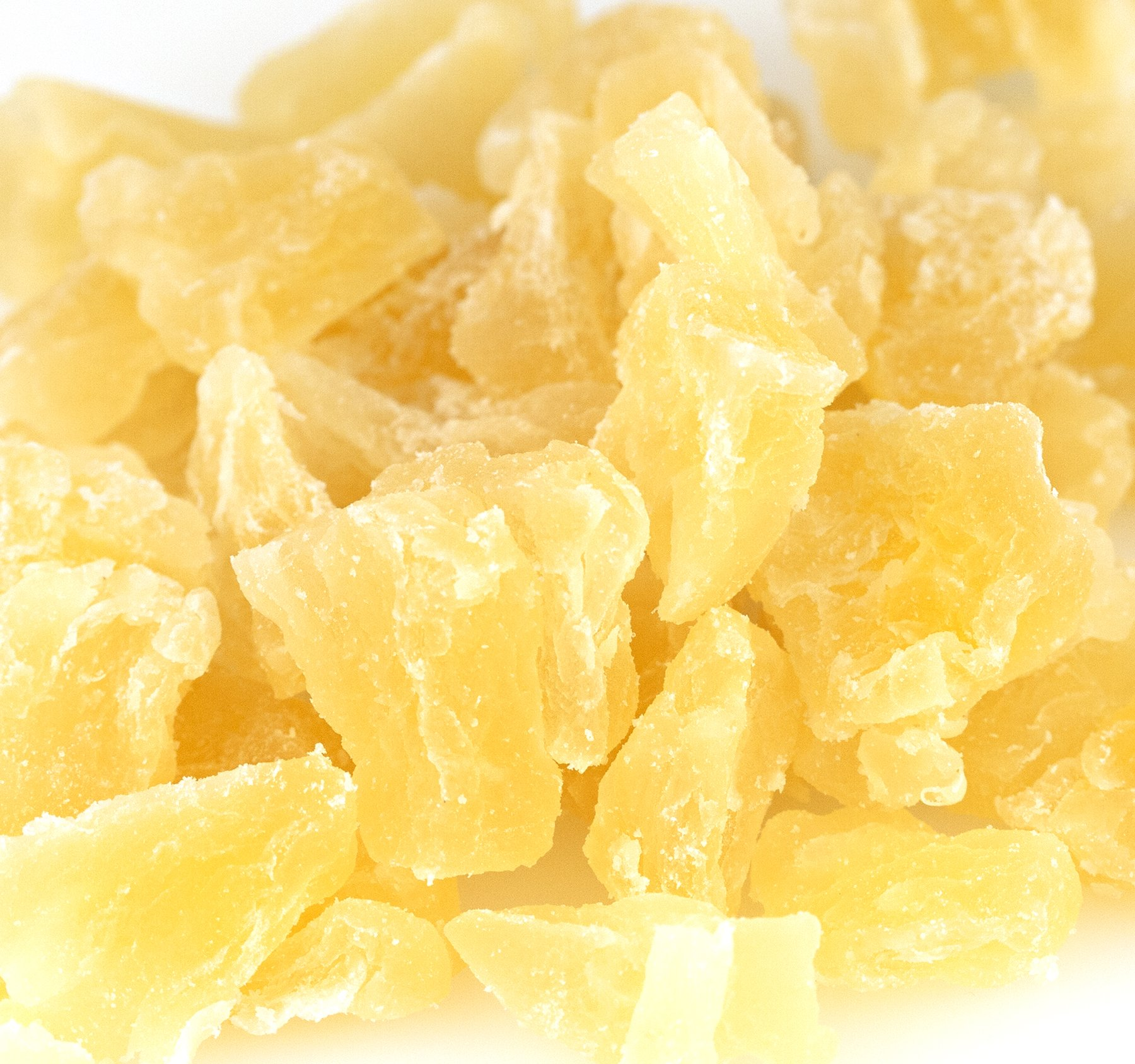 Pineapple Chunks (Dried) ~ 2 Lbs. by FarmFreshNuts