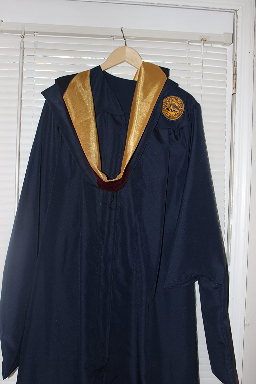 Amazon.com : Collegiate Graduation Cap and Gown : Cap And Gown For ...