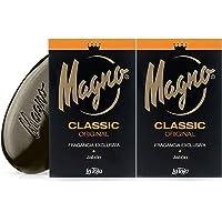 Magno - Jabón de manos con una fragancia única en el mundo - 1 paquete de 2 pastillas de 125gr