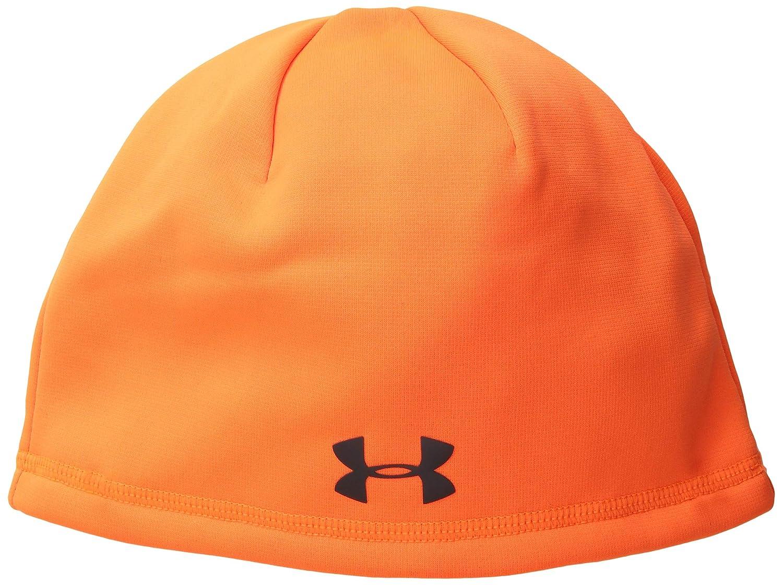 Under Armour Women's Threadborne Heathered Sports Bra, Blaze Orange (826)/Charcoal, One Size Under Armour Accessories 1308712