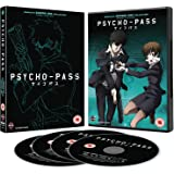 Psycho-Pass - Complete Series One Collection [Edizione: Regno Unito] [Import anglais]