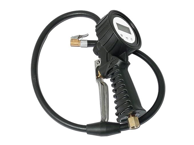 1 opinioni per AIRDGT 150- Pistola professionale gonfiaggio pneumatici automibili con manometro