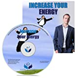 Increase Your Energy Self Hypnosis CD - Hypnotherapy CD to Fight Fatigue and Feel More Energized. Great Alternative to Energy Pills and Energy Drinks