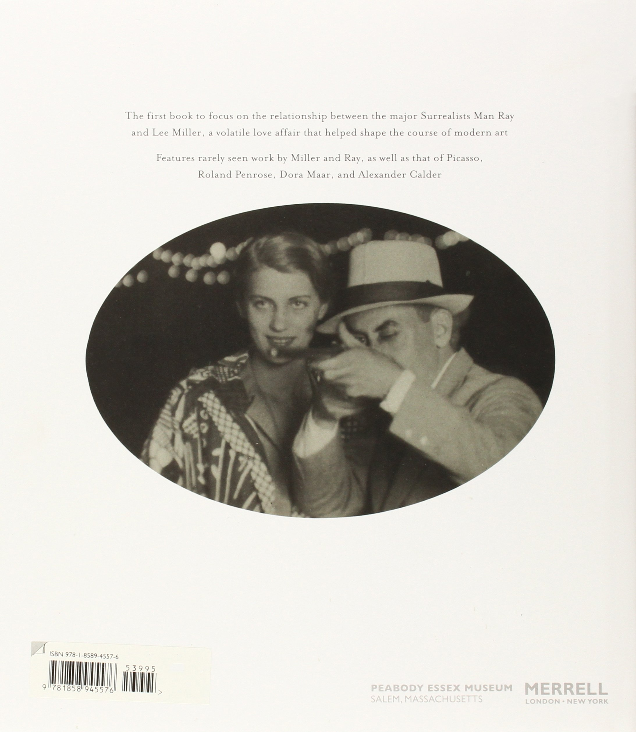 Man Ray / Lee Miller: Partners in Surrealism: Phillip Prodger, Lynda Roscoe  Harigan, Antony Penrose: 9781858945576: Amazon.com: Books