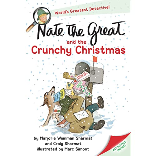 Nate the Great and the Crunchy Christmas (Nate the Great Detective Stories)