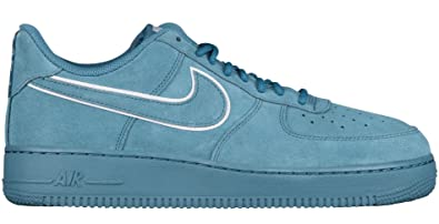 Nike Air Force 1 '07 Suede Lv8 Suede '07 Para Hombres Aa1117 400 Basketball 6742a4