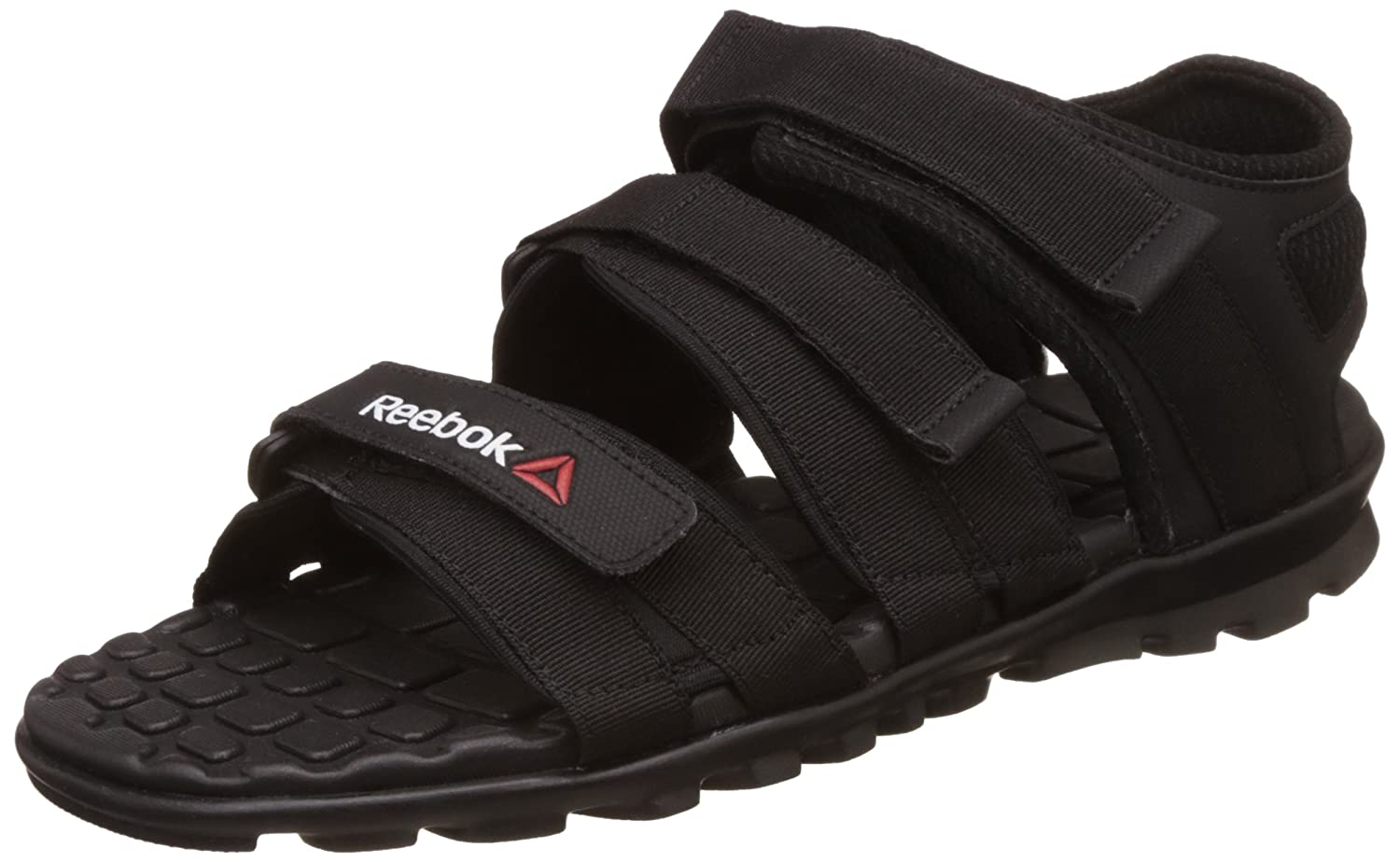 3528ae9e43d Reebok Men s Chrome Flex 2.0 Sandals and Floaters  Buy Online at Low Prices  in India - Amazon.in