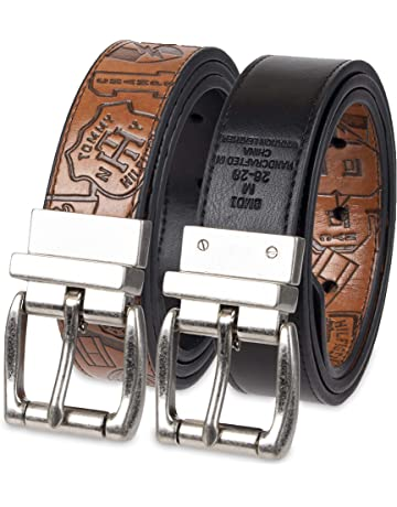4b13975ceffa Tommy Hilfiger Boy s Reversible Dress Belt