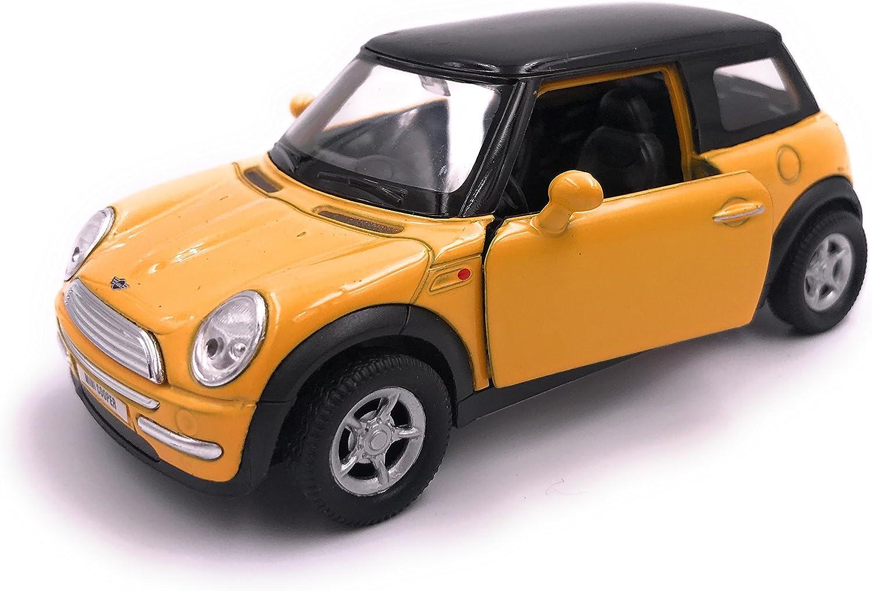 H Customs Mini Cooper Modellauto Miniatur Auto Lizenzprodukt 1 34 1 39 Rot Auto